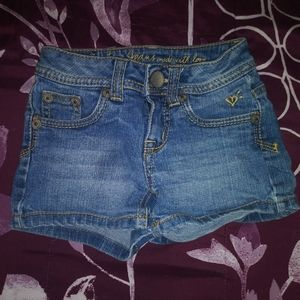 Girl's Justice Jeans Shorts